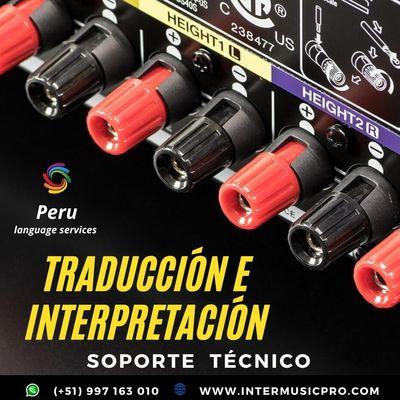 Simultaneous interpretation in Peru