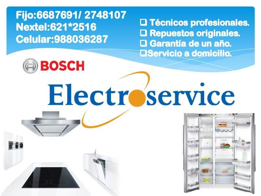 7313147/*ZZ técnico de refrigeradores Bosch ZZ/ Servicio Mantenimiento