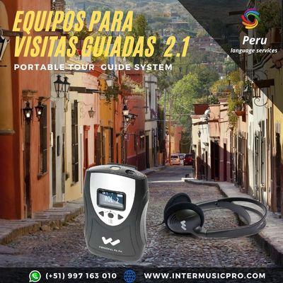 Traducción simultánea para eventos todo Perú