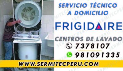 Frigidaire Reparación Lavadoras y Secadoras 017378107