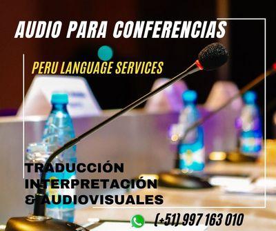 ✅ Micrófonos cuello ganso /debate Lima, Piura, CUsco, Ica.