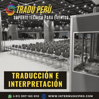 TRADUCTOR EVENTOS ITALIANO - inglés - español en LIMA/ CUSCO