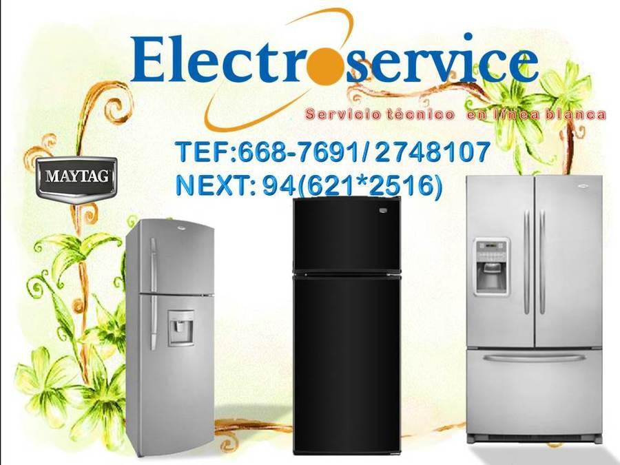 Reparación e instalación de refrigeradores Maytag = 2748107