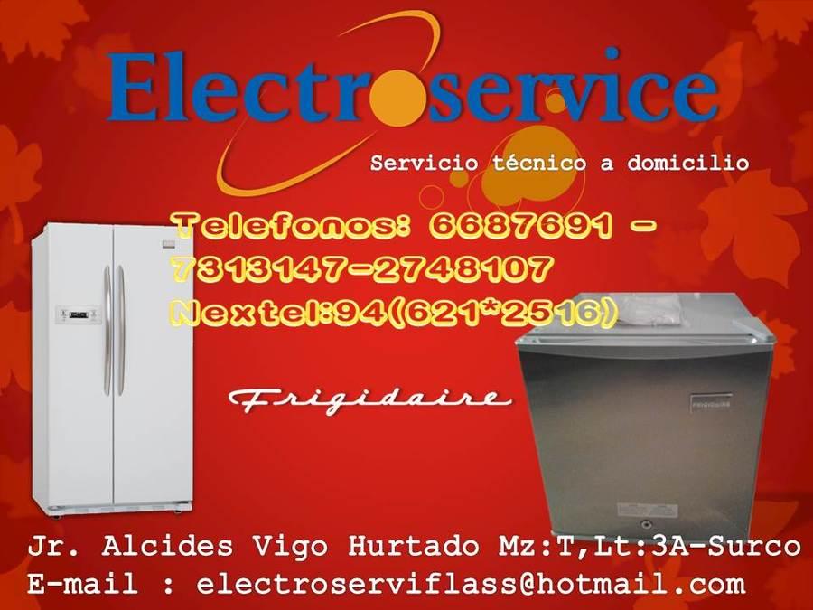 Mantenimientos correctivos /en todo lima Refrigeradores frigidaire (621*2516)