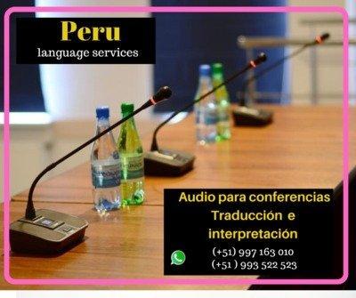 Micrófonos Cuello de ganso en LIMA/ Piura /Cusco
